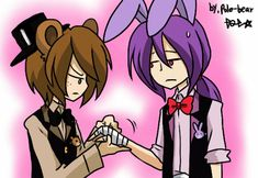 :UUUUUU I don't ship it but that's just Adorable! :3333