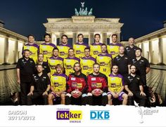 FÜCHSE BERLIN | Wir sind die Jäger! | DKB Handball-Bundesliga
