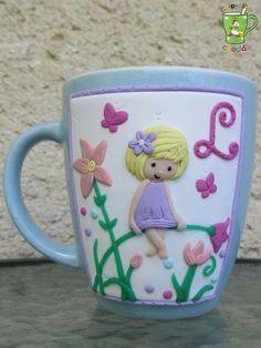 #fimo #polymer clay #cup #csipcsupcsodak
