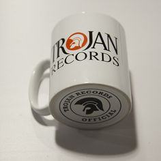 Be the envy of your mod work mates with this TROJAN RECORDS MUG