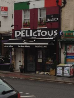 Delicious in Kentish Town. Small and unassuming little local Italian. 320 Kentish Town Road, London, NW5 2HT.