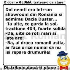 Fotografie: Dacia Duster, Funny Comics, Humor, Words, Humour, Jokes, Funny Cartoons, Funny Humor