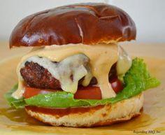 Easy Onion Burgers Recipe