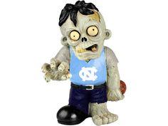 North Carolina Zombie Figurines
