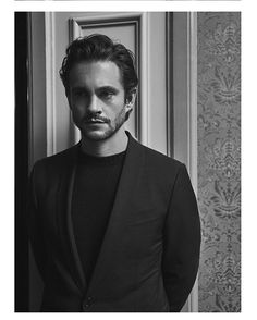The super talented Hugh Dancy @thehughdancy... shot for @essentialhomme / styled by @mrterry_lu #actor #coverstar #hughdancy @thehughdancy