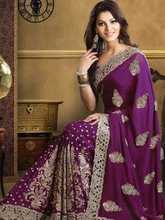 Beautiful sari...