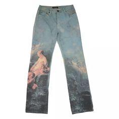 854a3f8cf5 Roberto Cavalli Roberto Cavalli Venus Painting Jeans Size US 30 / EU 46