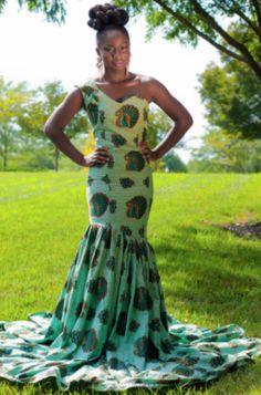 Vêtements et accessoires · Dress by Bucolic Modèle Pagne, Idée Principale,  Robe Africaine, Afrique, Robe Longue 409868cf78f6