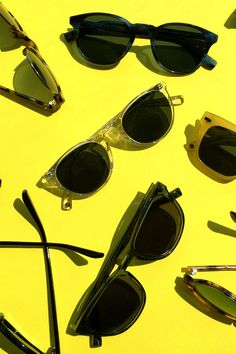 Get outdoors with a pair of sunglasses in hand. Explore our latest shapes, colors, and collections today!