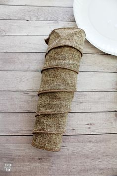 Learn how to make the prettiest bridal shower bow bouquet for the wedding rehearsal with paper plates and these simple steps! This bow bouquet is gorgeous! Wedding Rehearsal Bouquet, Bridal Shower Bouquet, Burlap Ribbon, Ribbon Bows, Bow Bouquet, Bouquets, Wedding Pins, Wedding 2015, Wedding Ideas
