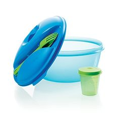 Salad on the Go-On Sale till 5/8 www.maryfry.my.tupperware.com