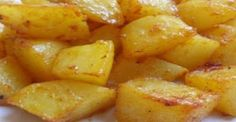 ΜΑΓΕΙΡΙΚΗ ΚΑΙ ΣΥΝΤΑΓΕΣ: Πατάτες με μέλι & μουστάρδα καραμελωμένες !