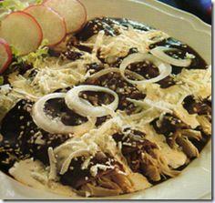 Descubre cómo hacer fácilmente unas deliciosas enchiladas de mole, también conocidas como enmoladas. Un platillo tradicional mexicano!