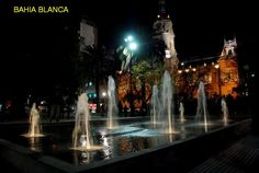 Fuente ubicada en la ciudad de Bahia Blanca argentina.