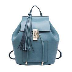 d0b5090dfe74 High Quality Genuine Leather Backpack