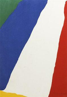 Helen Frankenthaler - Untitled