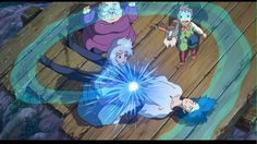 Howl's Moving Castle Pokemon Fairy, Heavy Burden, Studio Ghibli Movies, Letting Go Of Him, Howls Moving Castle, Dragon Ball Gt, Hayao Miyazaki, Mood Pics, Anime