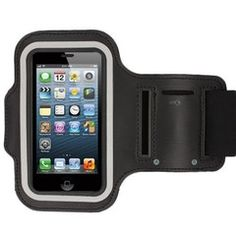 This is one of my favorites on Rockstar: Rockstar iPhone 5 Armband Case