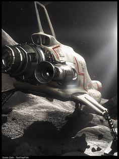 interceptor ufo series | Flickr - Photo Sharing!