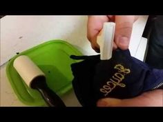 How To Remove Embroidery the Easy Way - DIY with a Disposable Razor - YouTube