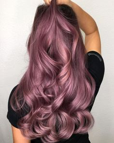 50 Elegant Spring Hair Color Ideas For 2019 is part of Best Hair Colors Top Hair Color Trends Ideas For - Many professionals predict more natural hair colors to be the trend for the next few years but not everyone wants […] Dyed Hair Ombre, Ombre Hair Color, Hair Dye, Purple Ombre, Plum Hair Colour, Black Hair With Color, Light Hair Colors, Hair Colour Ideas, Violet Hair Colors