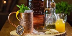 Moscow Mule History - Moscow Mule Facts