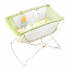 Fisher-Price® Rock 'n Play Portable Bassinet - buybuyBaby.com $79.99
