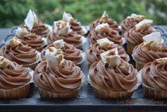 cupcakes de torró d'Agramunt