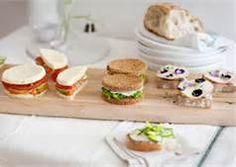 tea sandwiches - Bing Images