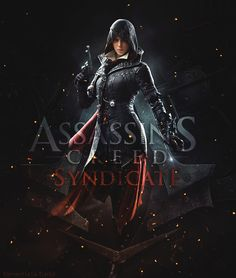 Evie Fyre / Assassin's Creed Syndicate #AssassinsCreedSyndicate #PC #PlayStation4 #XboxOne #AssassinsCreed #JacobFyre #Asesinos #Assassins #Assassin #Hermandad #NosUnimos #EvieFyre