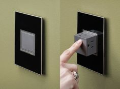 Legrand Adorne - Flush-Mounted Pop-out Electrical Uutlets