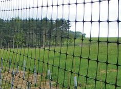 Simple  Plastic Fencing Gear and plastic fencing