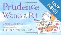 Prudence Wants a Pet: Cathleen Daly, Stephen Michael King