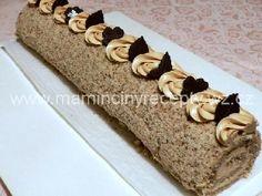 Karamelový krém Reis Krispies, Mini Cheesecakes, Krispie Treats, No Bake Cake, Baking Recipes, Desserts, Food, Pineapple, Dessert Ideas