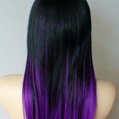 50 suggestions de cheveux violets fabuleux – All About Hairstyles Violet Black Hair, Light Purple Hair, Black Hair Ombre, Ombre Hair Color, Violet Ombre, Katy Perry Purple Hair, Lavender Hair Colors, Curly Hair Styles, Natural Hair Styles
