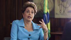 Dilma Rousseff concede entrevista a Glenn Greenwald do site The Intercept, primeira depois de seu afastamento no processo de impeachment 19 de maio