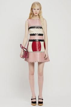 The Clothes Horse Red Valentino Pre-Fall 2015