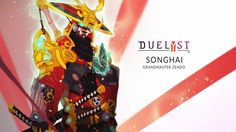 SONGHAI - GRANDMASTER ZENDO  (MIDSHOT), Counterplay Games on ArtStation at https://www.artstation.com/artwork/ka1Yn