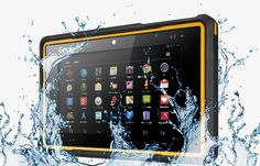 Built to Outlast Go extreme The Getac Z710 is the first rugged tablet in the world to offer drop protection from a height of six feet and it doesn't stop there. It can handle a wide range of operating temperatures from -20°C to 50°C (-4°F to 122 °F) and storage temperatures ranging from -40°C to 71°C (-40°F to 158°F).  Built to keep on working The IP65 and MIL-STD-810G certified Z710 has got what it takes when field personnel need to operate without interruption under the toughest of…