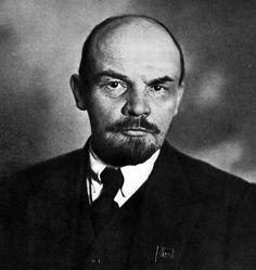 Lenin in 1920.