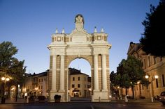 Arco di Papa Clemente XIV - Foto Nicola Cecchini