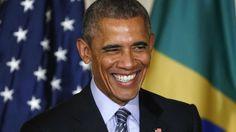 InfoNavWeb                       Informação, Notícias,Videos, Diversão, Games e Tecnologia.  : Obama chega hoje ao Brasil para palestra em São Pa...