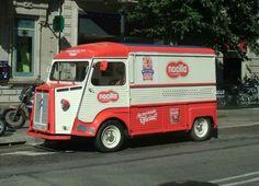 Nocilla, Citroën Type H Food Truck