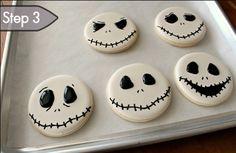 Tartas, Galletas Decoradas y Cupcakes: Paso a Paso Halloween