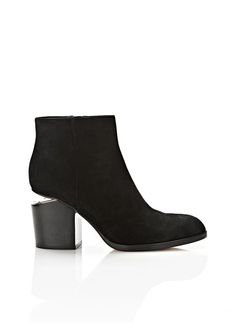 GABI BOOTIE WITH RHODIUM - Boots Women - Alexander Wang Online Store  WANTTTTTT