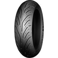 180/55ZR-17 (73W) Michelin Pilot Road 4 GT Radial Rear Motorcycle Tire APRILIA M