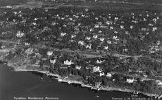 Panorama Nordstrand 1930