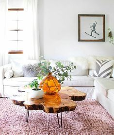 Wooden Table | Light Living Space |  My Ideal Home | Home Inspo | Safe Space | My Safe Haven | Boho Home | Boho Minimalist | Plant Lady | Moroccan Home Inspo | Live an Inspired Life | Minimal Invite