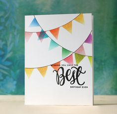 STAMPtember® 2015-Party Banners