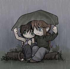 Natural umbrella by *celesse on deviantART